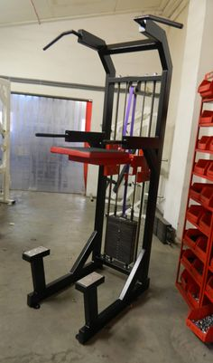 Pull Up Machine, Assisted Pull Ups, Training Workouts, Chin Up, Back Muscles, Drafting Desk, Steel Frame, Dips, Gym Equipment