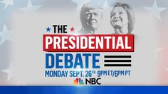 Are you watching the first presidential debate right now? Whose ideas do you like better? Donald Trump or Hillary Clinton? #voteworthy #Election2016 www.voteworthyapp.com