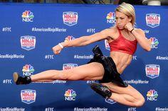"20949d0f1d Jessie Graff is one tough ""American Ninja Warrior."" The 32-year-"
