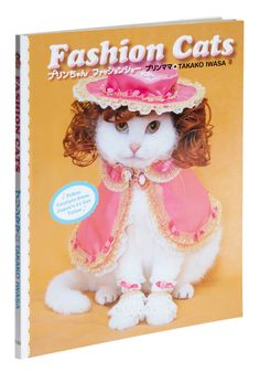 Fashion Cats - a completely legitimate read about people doing completely legitimate things with their cats.
