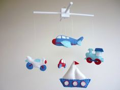 """On the Go"" Transport Baby Mobile  
