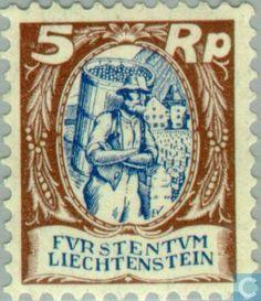 Liechtenstein - Various performances 1925