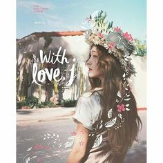 """Jessica Jung Solo Debut Album """"With Love J"""" and the title track is """"Fly"""" will be released officially by coridel entertaiment on 17th may 2016!"""