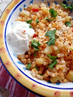 Sabudana Khichdi Recipe. (Personal note: As I looked at Alcat alternatives for gluten sensitivities Sago came up. I don't know a lot about it but will be posting more recipes as I find them. Please leave a comment if you know of anymore. Thanks.)