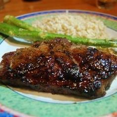 A delicately sweet brown sugar rub will make these some of the tastiest chops you'll ever eat!