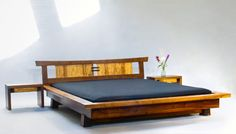 Port Blakely Bed by Robert Spangler