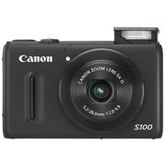The Canon PowerShot is a generally great little camera for advanced shooters who don't mind slowing down a bit from a dSLR Photography Reviews, Digital Photography, Photography Tips, Canon Zoom Lens, Pocket Camera, Little Camera, Point And Shoot Camera, Camera Reviews, Canon Powershot
