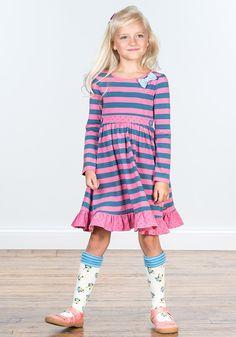 Odessa- Size 6 Something's Cooking Dress - Matilda Jane Clothing
