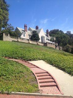 The Greystone estate LA
