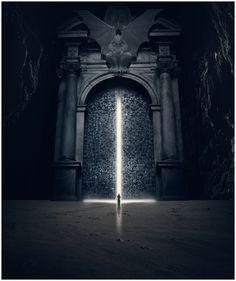 Hell's Gate by frestro79.deviantart.com on @DeviantArt