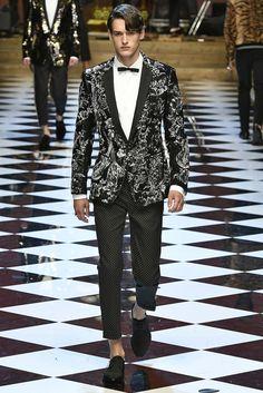 dolce e gabbana, milan fashion week, fashion show, desfile masculino, desfile milão, coleção masculina, review, alex cursino, moda sem censura, blog de moda, blogger, influencer, (91)