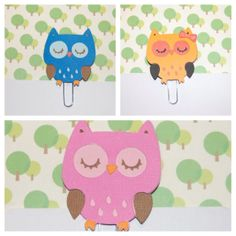 Owl Paperclip by EunysDesigns on Etsy, $1.20