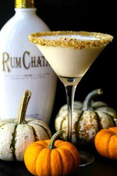 This RumChata Pumpkin Cheesecake Martini is like drinking dessert in a glass! This RumChata Pumpkin Cheesecake Martini is like drinking dessert in a glass! Rumchata Drinks, Rumchata Recipes, Martini Recipes, Drink Recipes, Alcohol Recipes, Top Recipes, Appetizer Recipes, Dessert Recipes, Desert Recipes