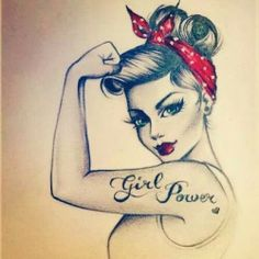 Girl Power! Damsel in Defense https://www.facebook.com/sassydamsel