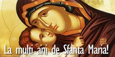 La multi ani de Sfanta Maria! 15 August, Special Events, Disney Characters, Fictional Characters, Snow White, America, Disney Princess, Decor, Decoration