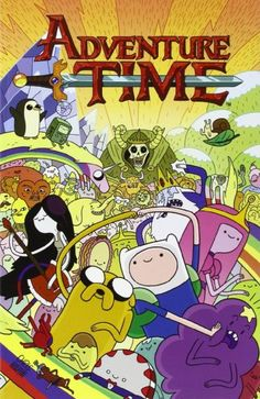 ADVENTURE TIME TP VOL 01 by Ryan North http://www.amazon.com/dp/1608862801/ref=cm_sw_r_pi_dp_-6iOtb108J69H77D