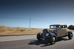 LOWTECH :: traditional hot rods and customs :: Because less is more.: highway 1