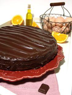 Cinco Quartos de Laranja: Bolo de chocolate e laranja