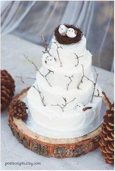 Winter wedding cake Bargain Hoot