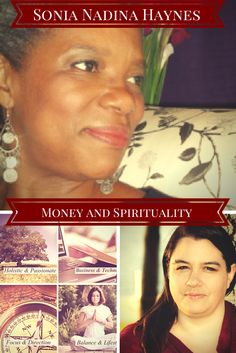 PDR 16 – Money and Spirituality with Sonia Nadina Haynes | Sacred Earth Partners Training and Retreat Center