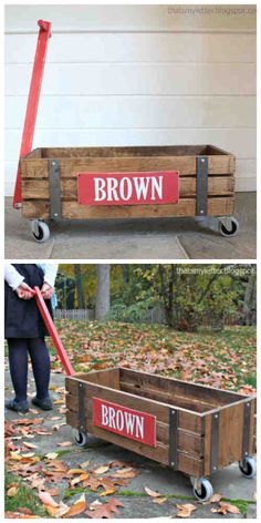 How to Build An Heirloom-Quality Wooden Wagon