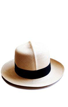 Colonial Panama Hat