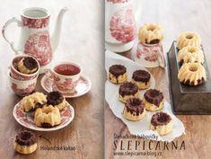 Čaj o páté: Jak na šlehačkové bábovičky s holandským kakaem Blog