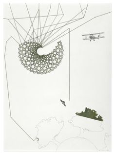 Kim Lieberman | Green | 2015 | hand-made lace, pencil, oil paint, pins  We are all impacted by that that happens