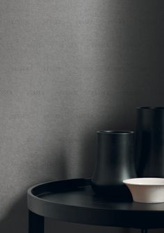 Acanthe - Acanthe brings together symmetry and light giving character to #contemporary interiors. A unique rubberised finish gives a matte look, opulent yet minimalist with graphic designs. The concentration of monochromes is an invitation to peacefulness. (Visit www.xessex.com.sg for the latest ranges and collections of #wallcoverings and #wallpapers!)