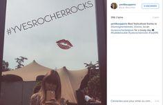 Yentl Keuppens from BUBBLETROUBLE agrees that #YvesRocherRocks - Yves Rocher Belgium - Rock Werchter