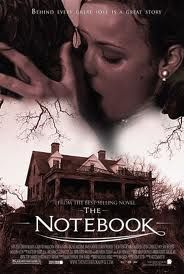 """the notebook"" - LUV it! makes me feel all warm and gooey inside."