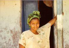 Girl in Mogadishu, 1986; foto fabiovincenti