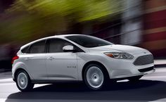 Ford Focus will be first all-electric pace car in NASCAR
