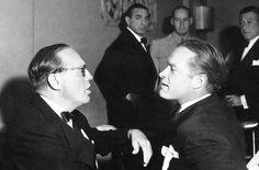 Jack Benny and Bob Hope