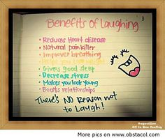 love to laugh:)
