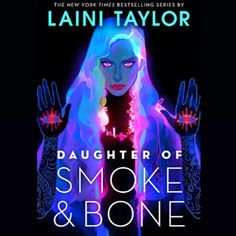 "Laini Taylor on Instagram: ""Here's the secret: 10th ANNIVERSARY EDITIONS OF DAUGHTER OF SMOKE & BONE!!! Can you believe it's been ten years??? On the one hand I…"""