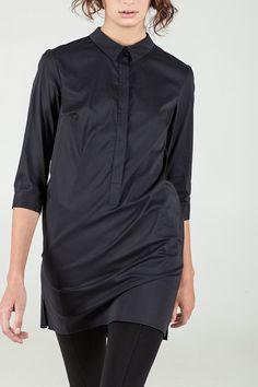 Asya Malbershtein Dress Shirt #Minimalist #Minimalism #Fashion