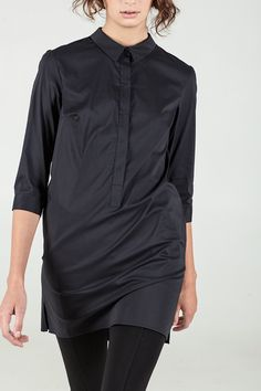 Asya Malbershtein Dress Shirt #Minimalist #Minimalism #Fashion