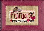 Rainbow Gallery 12 months Cross Stitch Designs, Cross Stitch Patterns, Cross Stitching, Cross Stitch Embroidery, Everything Cross Stitch, Valentine Day Crafts, Valentines, Easter Cross, Cross Stitch Finishing