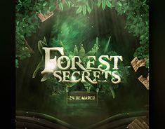 """Check out new work on my @Behance portfolio: """"Forest Secrets - PSD FREE"""" http://be.net/gallery/62612321/Forest-Secrets-PSD-FREE"""
