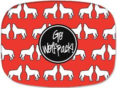 Nc State Wolfpack Sign Vinyl Car Decal My Shop