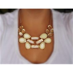 Náhrdelník Baruta Cream #nahrdelnik #necklace #chokernecklace #necklaces #bijouterie #halskette #bijoux #schmuck #accessories #fashionjewelry #fashionjewellery #modeschmuck #accessories #doplnky Chokers, Fashion Jewelry, Cream, Accessories, Neck Chain, Creme Caramel, Trendy Fashion Jewelry, Costume Jewelry, Stylish Jewelry