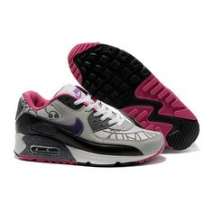 new products 135ea d2e69 Nike Air Max 90 Women Rose Gray White Black Shoes  69 Air Max 90, Nike