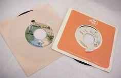 The Doobie Brothers Black Water Ambrosia Warner Bros 45 RPM Records Single #Rock
