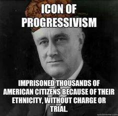 FDR, Progessives and the hypocrisy of politics