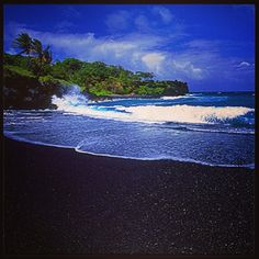 #BlackSandBeach #Maui #Hawaii • #Beaches #CLBVision #CreativeMindsetReset