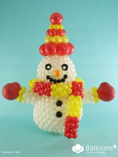 Large Balloon Figures - mbd2.com Forum - Page 3