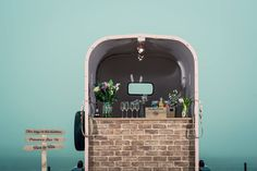 Meet the woman who converted an old trailer into a mobile prosecco bar