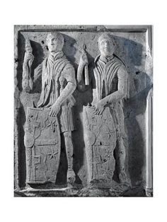 size: Giclee Print: Relief Depicting Two Roman Soldiers : Roman Soldiers, Roman Art, Ways Of Seeing, Find Art, Framed Artwork, Giclee Print, National Parks, Museum, Prints