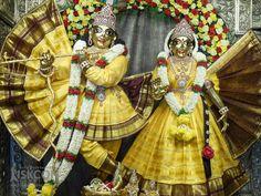 25th Sept darshan of Sri Sri Radha Krishnachandra. For high res pics visit  http://www.iskconbangalore.org/daily-darshan